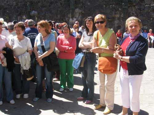 Excursión realizada a Santo Toribio de Liébana. - Se abre en una nueva ventana