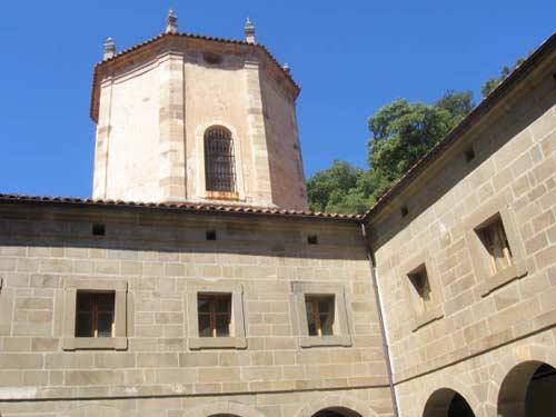 Monasterio de Santo Toribio. - Se abre en una nueva ventana