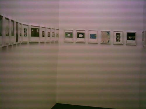 Obras de la exposición. - Se abre en una nueva ventana