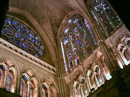 Interior de la Catedral de Astorga. - Se abre en una nueva ventana