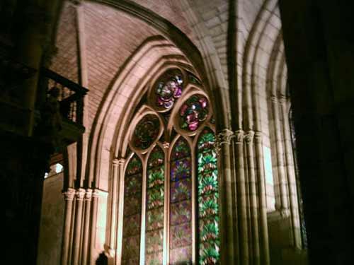 Interior de la Catedral. - Se abre en una nueva ventana
