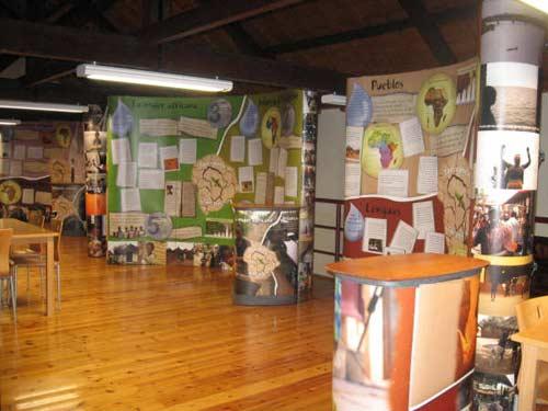 Exposición informativa sobre diversos temas de interés referentes al continente africano. - Se abre en una nueva ventana