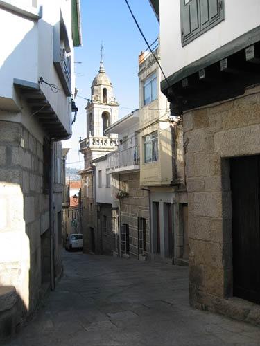 Visualización de las calles de Ribadavia - Se abre en una nueva ventana