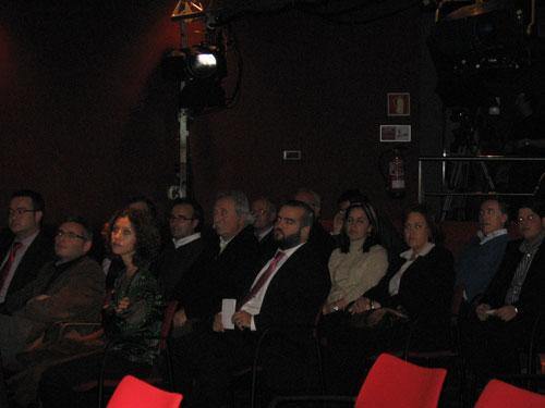 Público asistente a la III Gala de la Sociedad de la Información en Asturias - Se abre en una nueva ventana