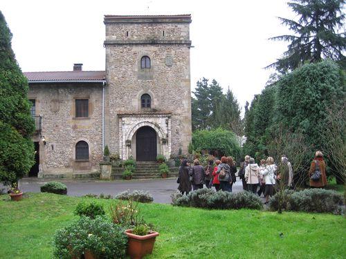 Visita al palacio de villabona - Se abre en una nueva ventana